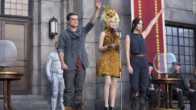 'Hunger Games: Catching Fire': Final trailer released