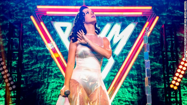 "This year, Katy Perry let the light in, and CNN readers ate it up. The singer's fall release, ""Prism,"" rocketed to No. 1, and has been cruising on the strength of singles such as ""Roar"" and ""Unconditionally."""