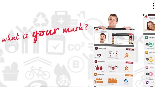 """OurMark, una red social """"para hacer el bien"""""""