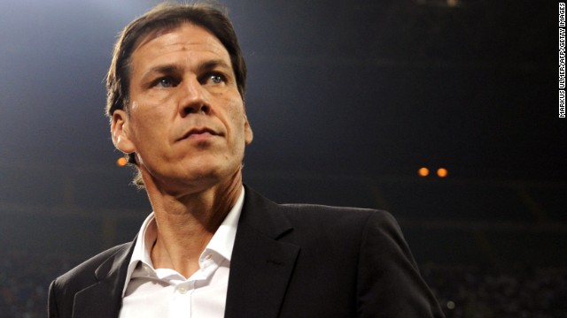 Rudi Garcia arrived in Rome in June to little fanfare and some skepticism from Italian who prefer their coaches home grown. The former Lille coach has overseen Roma's record-breaking start, winning all of his first nine Serie A matches in charge at the Stadio Olimpico.