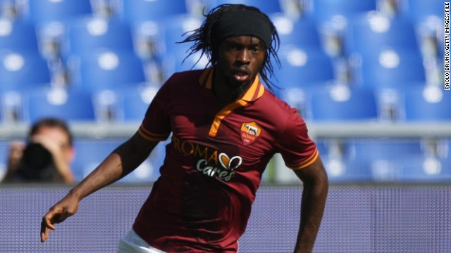 Gervinho had developed a reputation for misfiring in front of goal by the end of his two-year stint in England with Arsenal. A preseason switch to the Italian capital has reinvigorated the Ivorian, who played the best football of his career under Garcia at Lille.