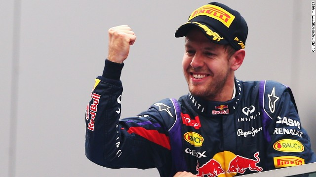 Is Sebastian Vettel Formula One's greatest?