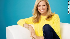 CNN\'s Kelly Wallace admits she often thinks of the negatives when it comes to teens on social media networks.