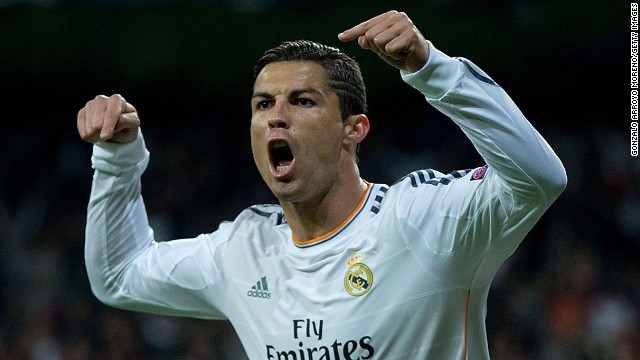 Cristiano Ronaldo (Real Madrid & Portugal) CNN rating: Contender Ronaldo is bidding to win the award for the second time in his career and, although Real finished a distant second to Barca in La Liga and failed to win any silverware last season, the Portuguese's class ensures he is always a contender for top honors.