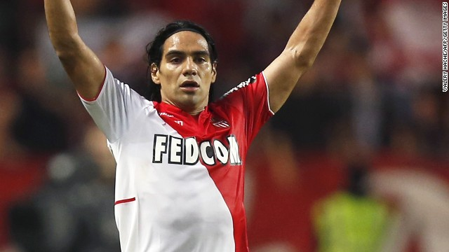 Colombian striker Radamel Falcao is one of the raft of world class players who have been drawn to the tax-free life in Monaco.