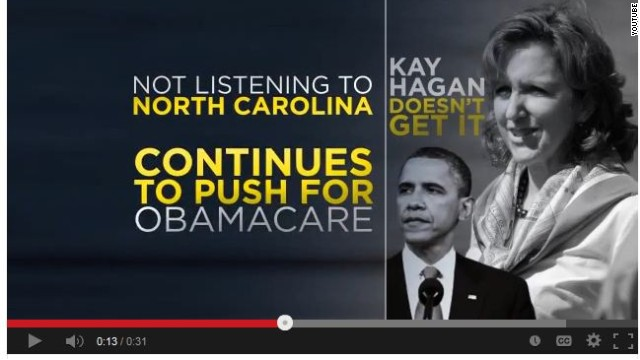 Conservative group launching $2 million anti-Obamacare ad series
