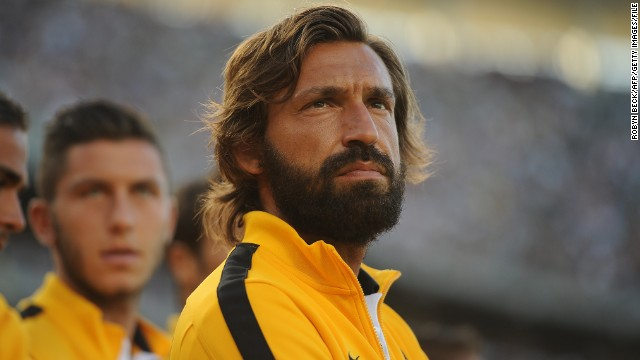 Andrea Pirlo (Juventus & Italy) CNN rating: No chance A refined midfielder who oozes class, Pirlo would be a surprise winner after a campaign which saw Juve win the Italian title but fail to advance beyond the quarterfinals of the Champions League.