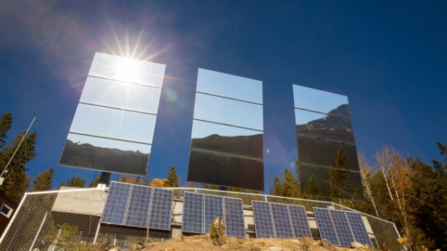 How a Norwegian town will make the sun shine