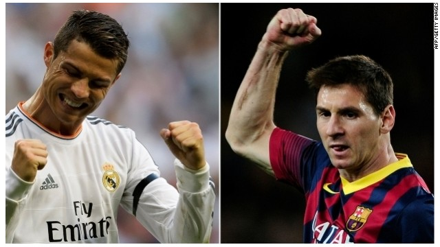 Joseph Blatter ridiculiza a Cristiano Ronaldo y halaga a Messi