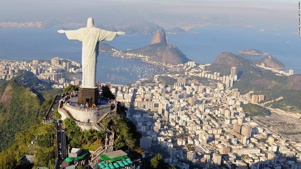 Mejores 10 países para visitar en 2014: Brasil (1)