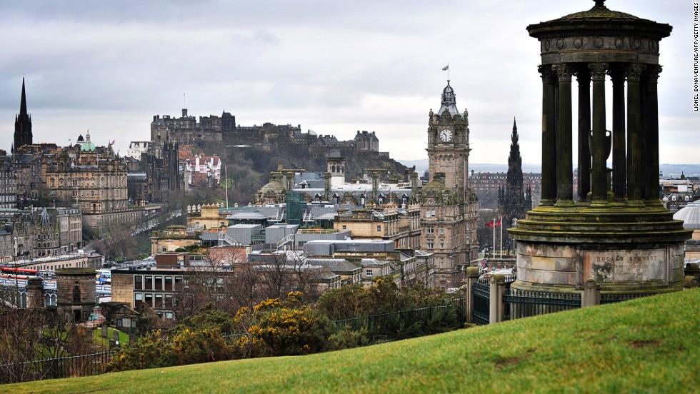 Mejores 10 países para visitar en 2014: Escocia (3)