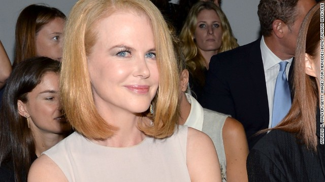 Nicole Kidman talks marriage to Tom Cruise