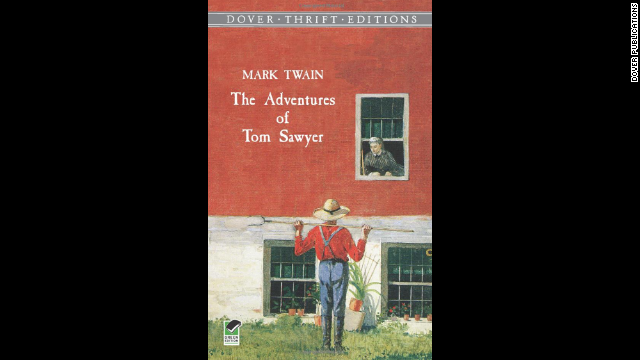 "A few male readers cited ""The Adventures of Tom Sawyer"" by Mark Twain as an influential book in their young lives. ""The best part? A happy ending, and one that came about because of Tom,"" <a href='http://www.cnn.com/2013/10/07/living/best-young-adult-books/index.html#comment-1075633325'>one commenter said</a>. ""It wasn't wrong or misbehaving to go out into the world and try to solve a problem. Sitting around and talking about a problem, discussing feelings, things that are antithetical to almost every young man aren't the only ways to address life."""