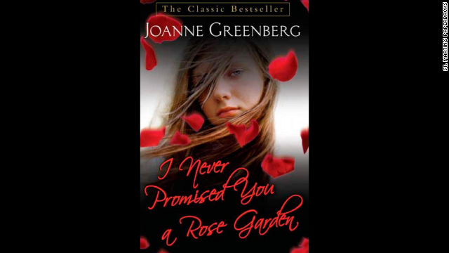 """I Never Promised You a Rose Garden,"" Joanne Greenberg's semi-autobiographical tale of dealing with schizophrenia, tackled the stigma of mental illness and anti-semitism. One reader said it was just as revealing as<strong> </strong>""Go Ask Alice,"" a diary-styled depiction of a teen's descent into drug abuse, but ""more disturbing since you could choose not to do drugs, but have no say if you end up schizophrenic!"" <a href='http://www.cnn.com/2013/10/07/living/best-young-adult-books/index.html#comment-1075559439'>as one reader put it</a>."