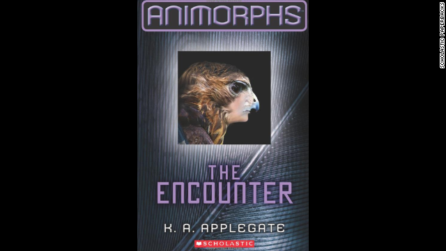 "K.A. Applegate's Animorphs series revolves around humans and an alien who use their ability to morph into animals to battle an alien attack of Earth. ""Those books brought up some pretty heavy moral dilemmas and challenged the readers to draw their own conclusions,"" <a href='http://www.cnn.com/2013/10/07/living/best-young-adult-books/index.html#comment-1075594290'>one enthusiastic reader said</a>."