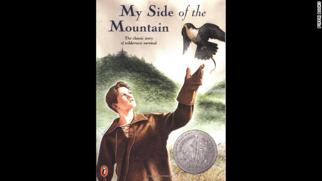 """My Side of the Mountain"" by Jean Craighead George inspired many young readers ""struggling alone to find their ways through the world, both literally and figuratively,"" <a href='http://www.cnn.com/2013/10/07/living/best-young-adult-books/index.html#comment-1075149706'>as one reader said</a>."