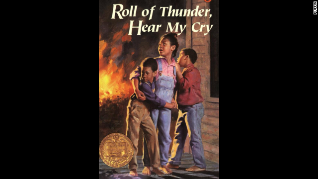"For many, Mildred Taylor's ""Roll of Thunder, Hear My Cry"" was a first introduction to other races and racism. ""I grew up in a very white, Midwestern state,"" <a href='http://www.cnn.com/2013/10/07/living/best-young-adult-books/index.html#comment-1101319063'>as one reader explained</a>. ""I literally knew no one of another race until I went to college. I remember crying at the end of the book and, even though it was fiction, being outright mortified about the race issues detailed in the book. It was a huge eye-opener to a little farm girl who was sheltered from a lot of the big and bad scary things in life."""
