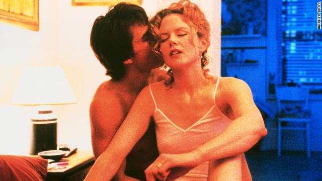 "Tom Cruise and Nicole Kidman were still married when they co-starred in ""Eyes Wide Shut,"" in which iconic director Stanley Kubrick pushed the envelope. Years later, there is still talk about<a href='http://vigilantcitizen.com/moviesandtv/the-hidden-and-not-so-hidden-messages-in-stanley-kubriks-eyes-wide-shut-pt-i/' target='_blank'> hidden messages. </a>"