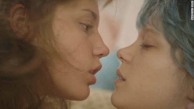"Adele Exarchopoulos, left, and Lea Seydoux star in ""Blue is the Warmest Color,"" which is drawing lots of attention because of its graphic sex scenes, including one that is more than six minutes long. Here are some other films that fogged the windows."