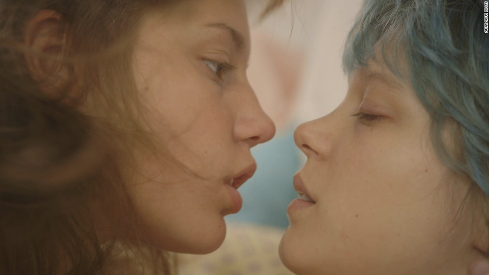 Канны 2013: кинокритики наградили драму о любви двух девушек смотреть онлай