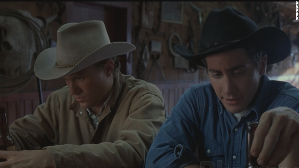 'Brokeback Mountain' 2005