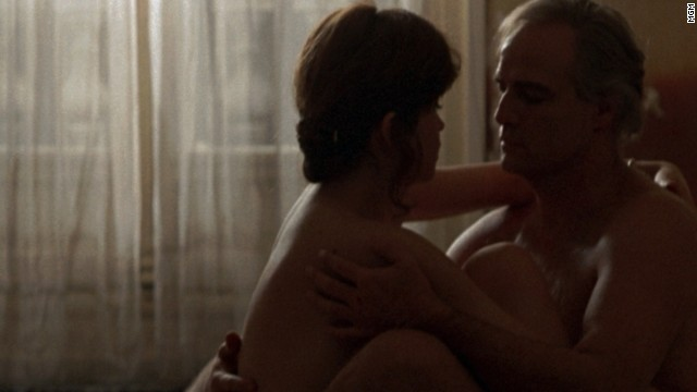 "Graphic sex scenes between Marlon Brando and Maria Schneider in ""Last Tango in Paris"" shocked the world at the time and initially earned the film <a href='http://mentalfloss.com/article/28925/what-happened-x-rating' target='_blank'>an X rating as well as two Academy Award nominations. </a>"