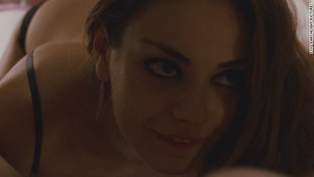 "Mila Kunis <a href='http://moviesblog.mtv.com/2010/12/01/mila-kunis-bans-father-black-swan-sex-scene/' target='_blank'>reportedly banned her father from watching her sex</a> scene with Natalie Portman in ""Black Swan."""