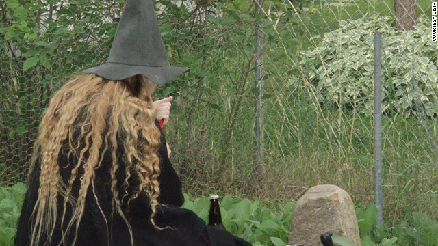 For some Wiccans, Halloween can be a real witch