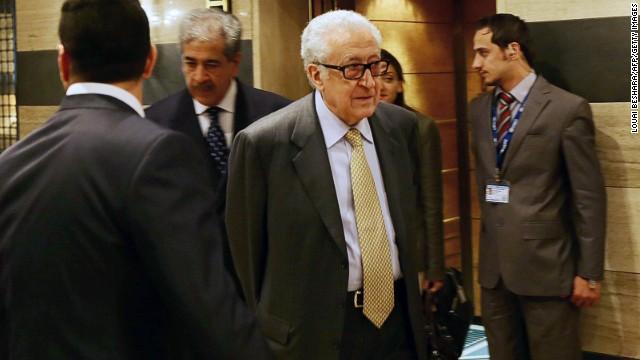 El presidente sirio Bachar al Asad se reunirá con el enviado especial de la ONU