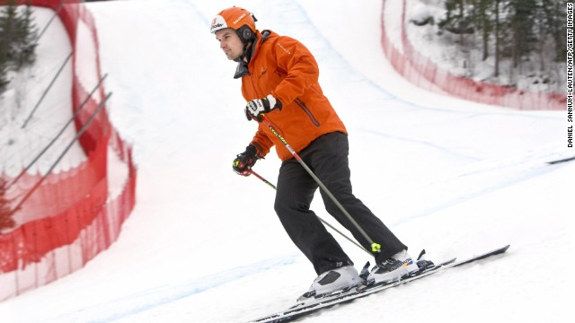 Three years on from the accident, Lanzinger returned to skiing competitively, switching his goals in Sochi from the Olympics to the Paralympics.