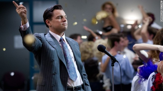 'Wolf of Wall Street' gets release date, new trailer