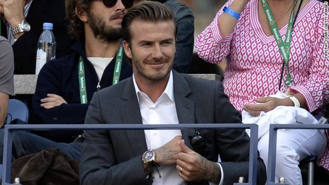 En búsqueda del próximo Beckham: Hollywood se 'fusiona' con el deporte