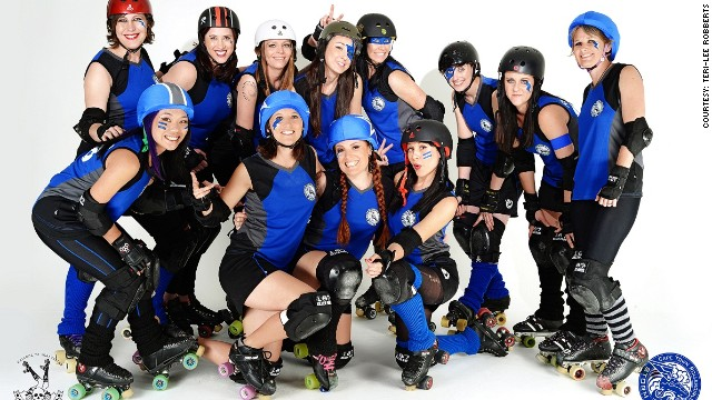 The Cape Town Rollergirls is a South African roller derby league that was created in 2010.