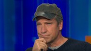 "Mike Rowe's advice: ""Work your butt off"""