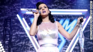 Katy Perry is just one of the stars bound for the stars with Virgin Galactic