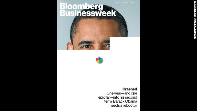 Bloomberg Businessweek's November 4 issue addresses the technical problems that have riddled the HealthCare.gov website since its launch October 1. Click through the gallery to look at other controversial magazine covers through the years.