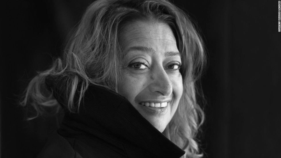 Meet Zaha Hadid, the world's most famous female architect.
