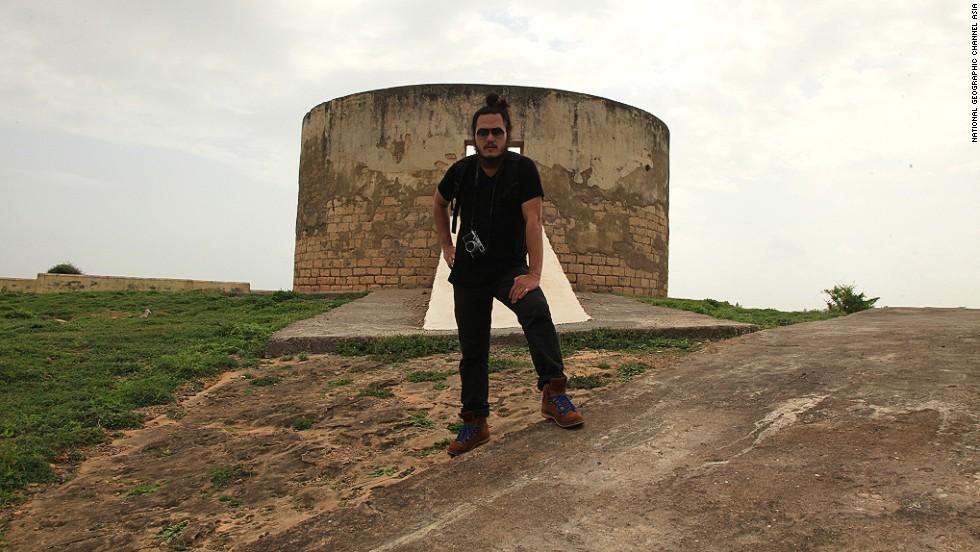 Torre del Silencio, Diu, India