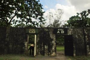 Campo de prisioneros Ph Bin, Vietnam