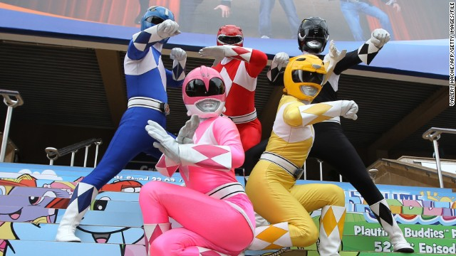 'Power Rangers' get a new movie, and more news to note