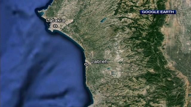 Aviones israelíes atacan base militar en Siria, dice funcionario de EE.UU.
