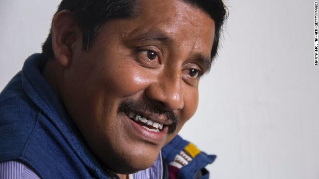 Gobierno de México indulta al profesor tzotzil Alberto Patishtán