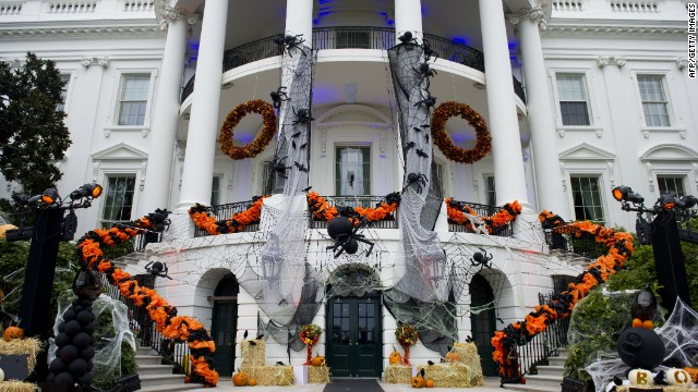 'Scary' Halloween tweets from the right and left
