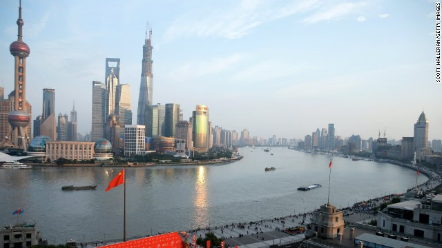 Shanghai provides the backdrop for the World Golf Championship. The Chinese city also hosts a Formula One race and Masters tennis tournament.