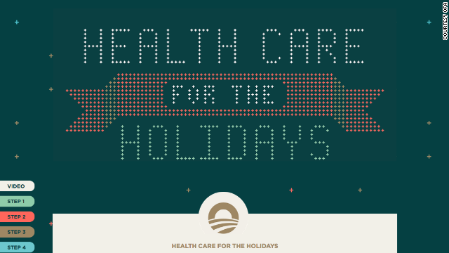 First on CNN: The new stocking stuffer: Obamacare
