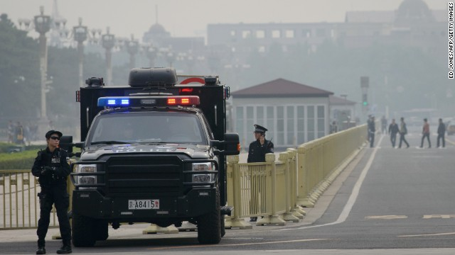 Why China should be open about Tiananmen attack