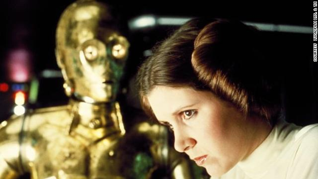 "When Carrie Fisher appeared as Princess Leia in ""Star Wars,"" she showed a generation of young women that Sci-Fi heroes weren't all lazer-blazing men."