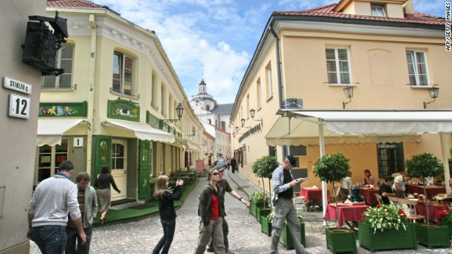 Lithuania reached its millennium target goal for 2015, reducing its under-five mortality rate by 52% since 2000, says Ethical Traveler.