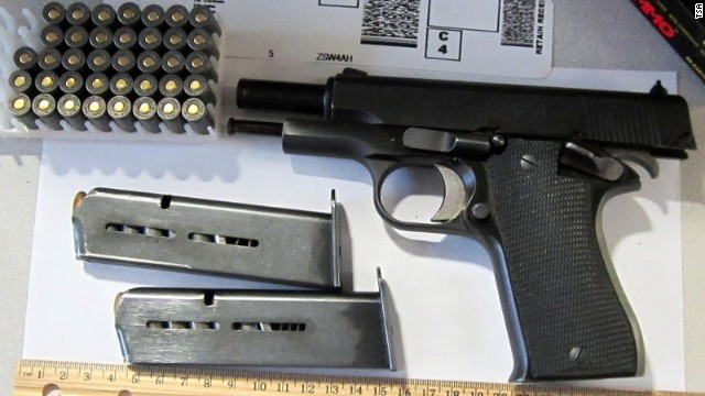 The U.S. Transportation Security Administration had seized 2,000 firearms from carry-on luggage as of December 1. Even with a month to go, that was more than the TSA has confiscated in any other full year.