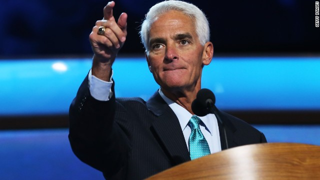 Former Florida Gov. Charlie Crist to seek his old job